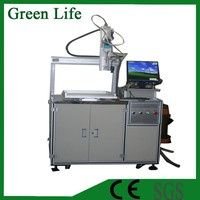 computer controlled Glue-pouring machine/rubber&plastic Dispensing Robot Arm for electronic and packaging product