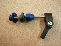 Alu Adjustable control horns & arm assembly