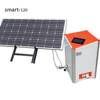 solar battery system smart 120w