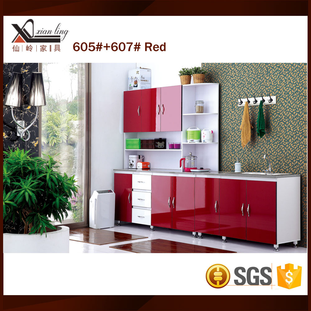 New model fiber kitchen cabinet for New model kitchen images
