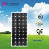 Distinctive elastic solar panel