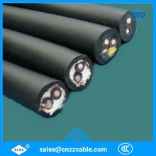 rubber cable used for portable electric equipment and tools