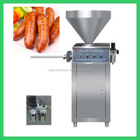 stainless steel electric sausage stuffer machine automtic sausage stuffer pneumatic meat stuffer