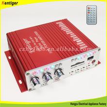 USB/SD/TF/FM Amplifier Mini MP3 Player