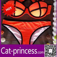 Triangle swimwear bikini sets wholesale