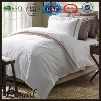 American style Hotel super cheap price stock wholesale comfoter set/bedding set