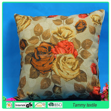 screen printed cotton cushion covers customized design welcomed