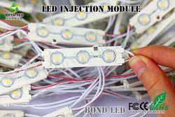 0.72W full color led module SMD 5050 high brightness waterproof led module module house