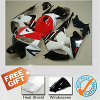 Of good quality CBR600RR Aftermarket Fairings 2005 2006