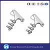 VIC Pole Line Hardware Overhead Line Fittings Bolted Type Aerial Cable Strain Clamp Aluminum Alloy NLL Tension Clamp