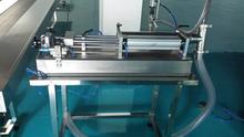 Liquid milk/ water/ water washing filling machine