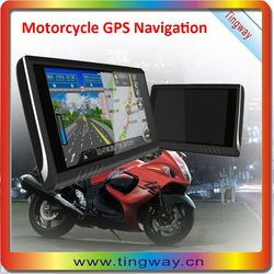 "On sale 5"" WINCE wholesale china motorcycle/Best GPS navigation for motorcycle"