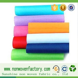 World best selling products spunbond non woven fabric,100% pp nonwoven felt in roll for oversea