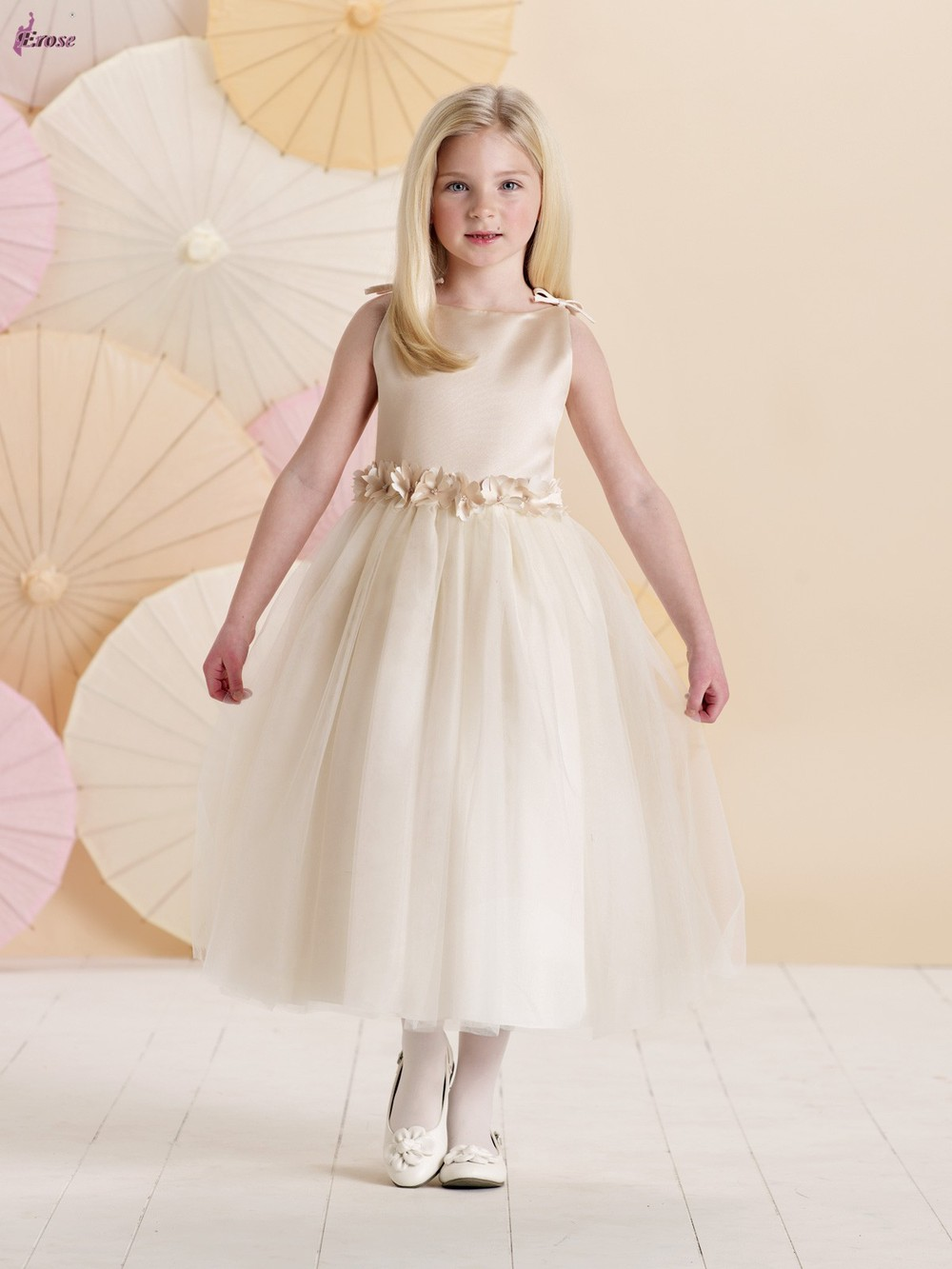 Flower girl dress patterns free buy flower girl dress patterns free