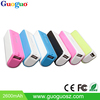 Best Selling for 2 years 1800mAh-2600mAh Universal Mobile Portable Power for Phones