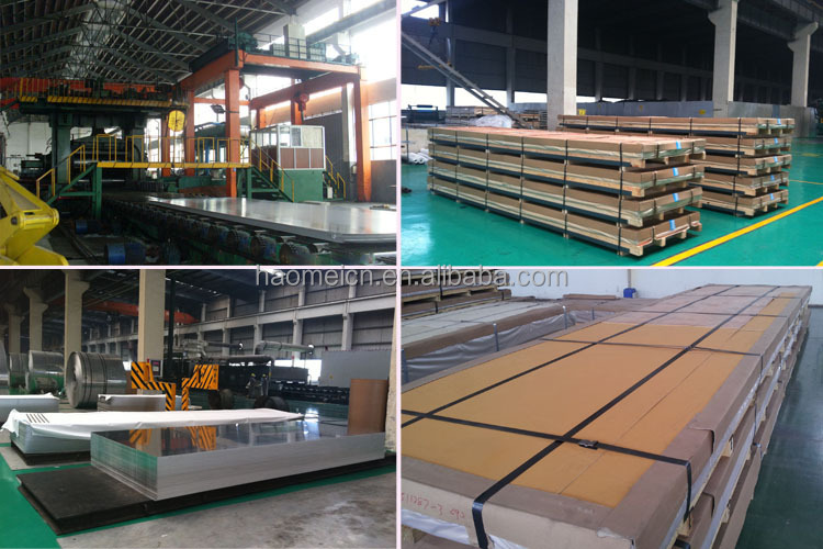 Polished Mirror 1060 7000 Series Reflective Alloy Aluminum Sheet Price