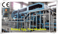 2015carton making machine jeddah plastic 30 cell seed tray pulp egg tray moulding machine
