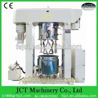Machine for making silicone