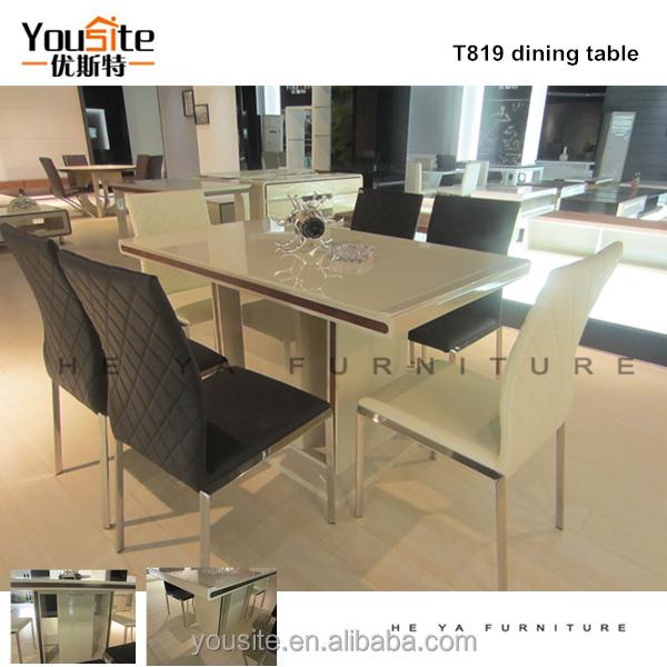 alibaba ausdrücken türkei 8-sitzer esstisch t819-holztisch-produkt, Esstisch ideennn