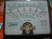 analog multimeter VC3010 pointer multimeter