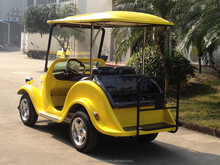 Electric classic cars for Travel tourism golf passenger car