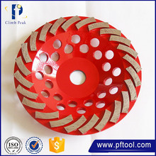 wholesale china products factory price decorative turbo diamond cup flap wheel