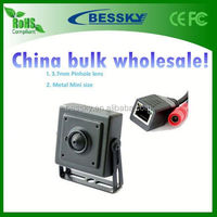 China OEM manufacturer BE-PS200E IP pinhole camera Mico Pinhole Camera usb 2.0 pc camera driver