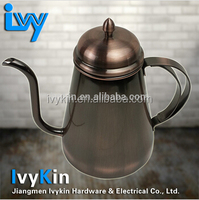 Copper Turkish Coffee Pot/Coffee And Tea Sets Tools Copper Turkish Coffee Pot