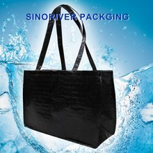 NEW arrival Daily Reusable non woven Grocery Tote bag