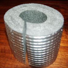 Sound insulation heat resistance foam foil material