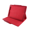 Luxury Red wireless bluetooth keyboard Leather Stand case for ipad air 2