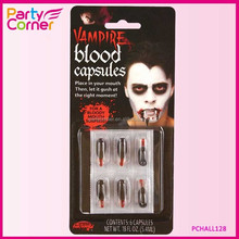 Factory Price Vampire Blood Capsules For Halloween