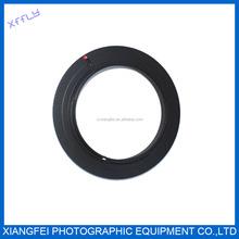 AF 52 mm lens mount to pour shackle reverse transfer ring take macro with AF - 52 mm
