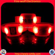 Flashing Remote Control 8 Led Bracelet Superstar Manufacturer Flashing Remote Control 8 Led Bracelet