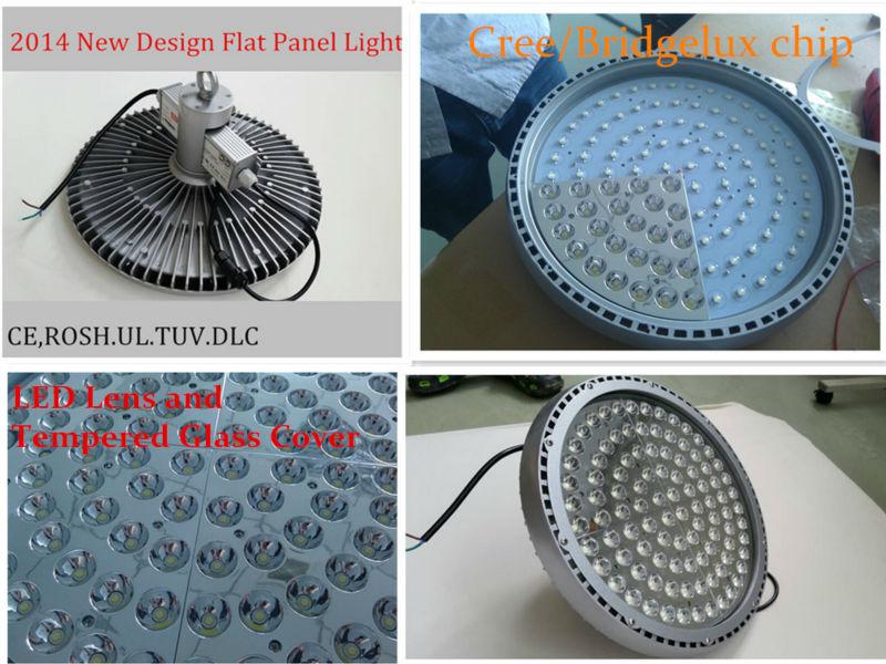 New design high bay light