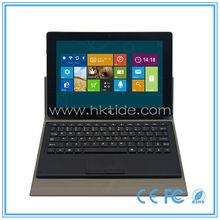 Slim tablet keyboard case for microsoft surface tablet