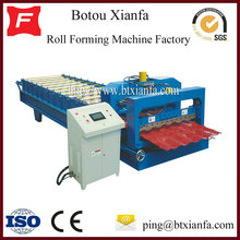 Low Price Automatic Roof Panel Glazed Corrugated Roof Tile Making Machinery