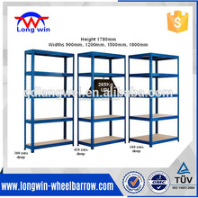 """36"""" Width x 72"""" Height x 16"""" Depth Steel Commercial Shelving Unit"""