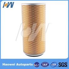 Hepa air filter, air conditioning filter, yellow cabin air filter 17801-54100