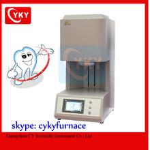 dental laboratory used dental sintering furnace for dental crown & bridge sintering