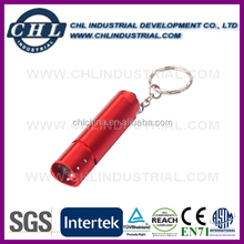 Factory direct metal portable LED torch