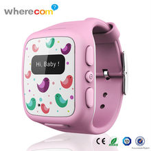 Kids twatch with SOS button watch for kids LBS GPS tracker with waterproof