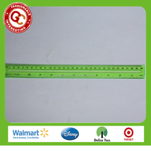 student use 30cm plastic clear straight ruler office and back school