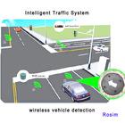 Magnetometer detecção de veículos sem fio sensor atualizada do tradicional detector de loop