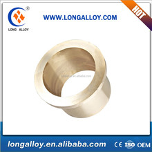 High quality and precision China best price bronze flanged bearing bush