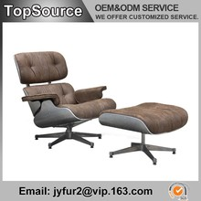 Design Furniture Rosewood Veneer Eames Lounge Chair And Ottoman