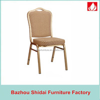 Hot sale king throne chair wedding / chairs used for restaurant