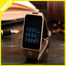 2015 Smart Wrist Watch and Bluetooth Smart Cell Phone Watch V8 cell phone watch