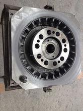 Bias tire two piece casting/forging molds