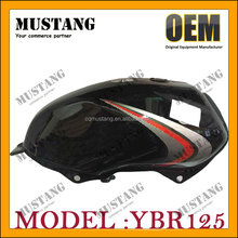 Colorful YBR125 Motorcycle Gasoline Tank for YAMAHA Motorcycle